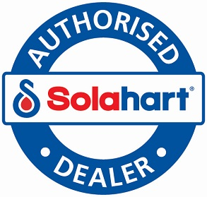 Solahart hot water and solar power authorised dealer