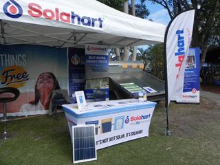 Solahart Community Display