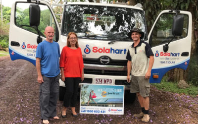 Tamborine Mountain Family Retire An Old Solahart