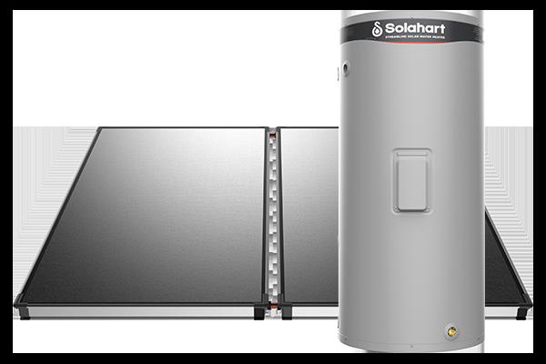 Split system Solar Hot Water System