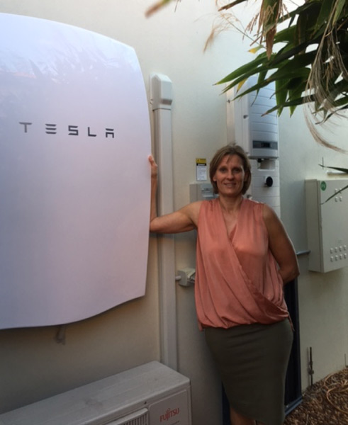 Solahart South East Brisbane Thornlands Tesla Install