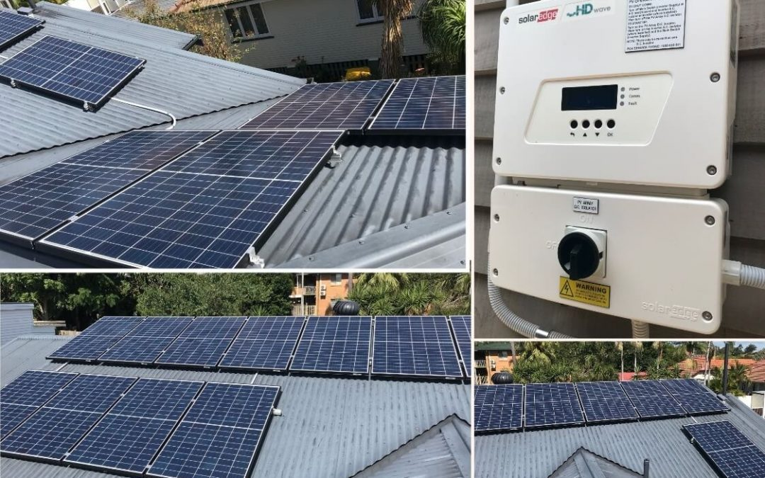 Wavell Heights Customer Installs Latest SolarEdge Technology