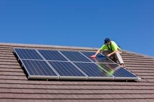 solar maintenance - solar servicing brisbane south east